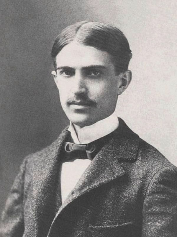 Stephen Crane (1871–1900) image. Click for full size.