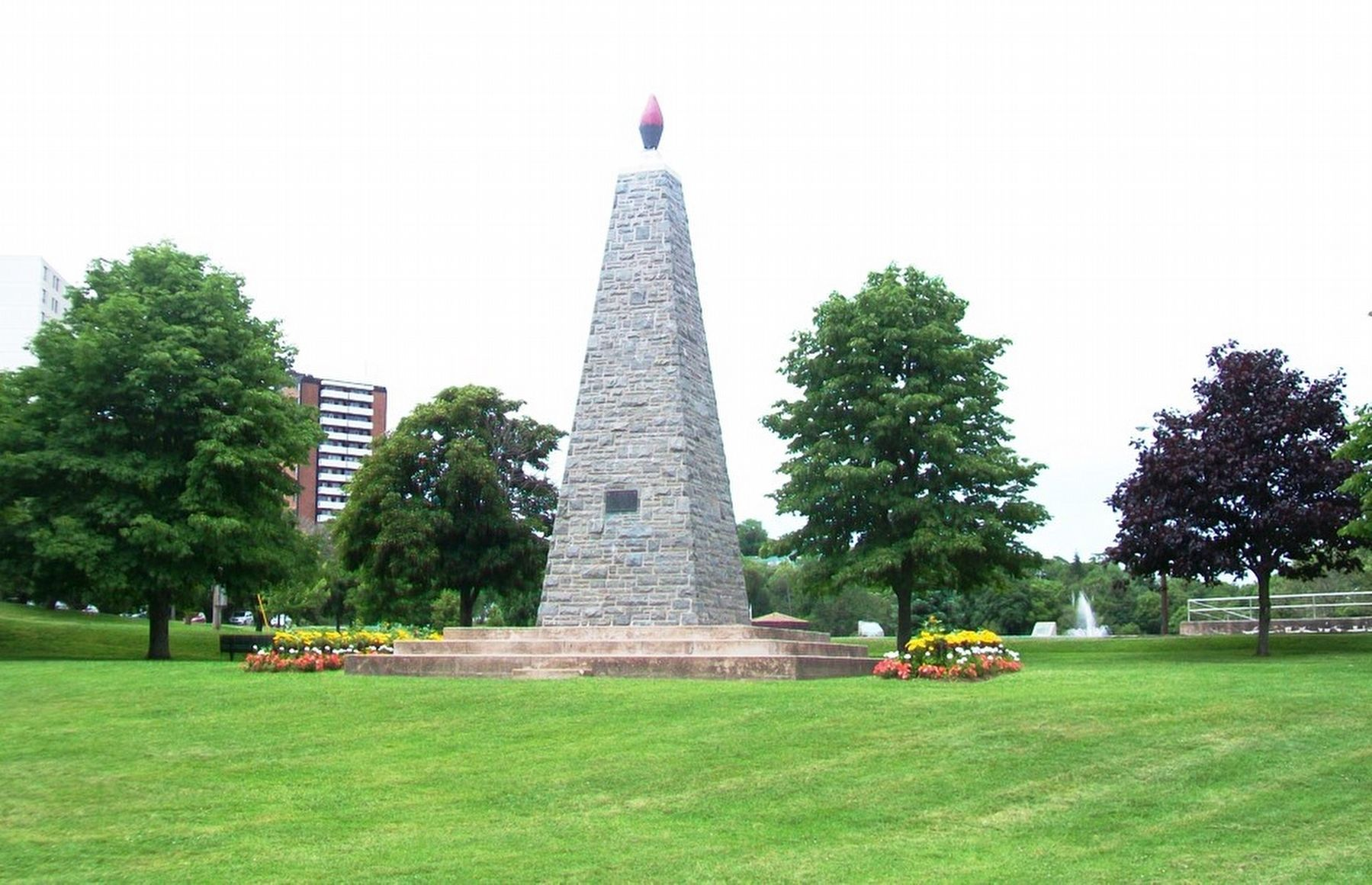 Legion War Memorial at Sullivan Pond Park image. Click for full size.