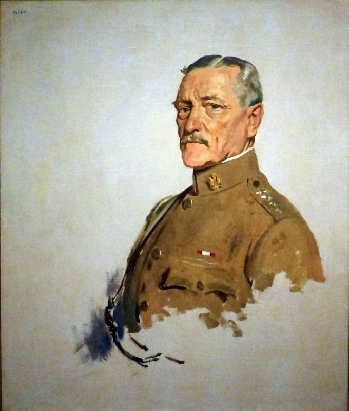 John J. Pershing image. Click for full size.