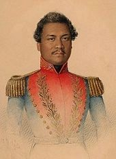 Kamehameha III image. Click for full size.