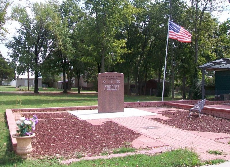 Battery C, 160th Field Artillery Battalion, 45th Infantry Division Memorial image. Click for full size.