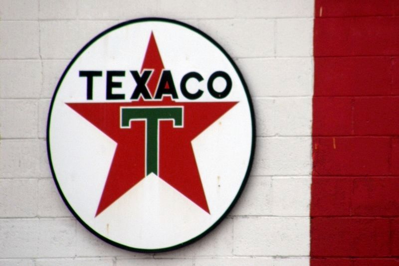 The Texaco star image. Click for full size.