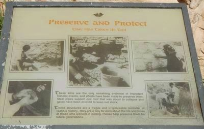 Preserve and Protect Marker image. Click for full size.