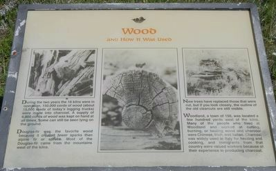 Wood Marker image. Click for full size.
