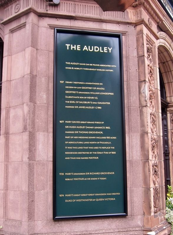 The Audley Marker image. Click for full size.