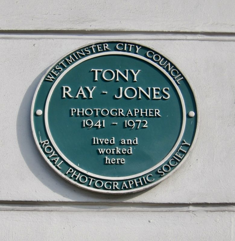 Tony Ray-Jones Marker image. Click for full size.