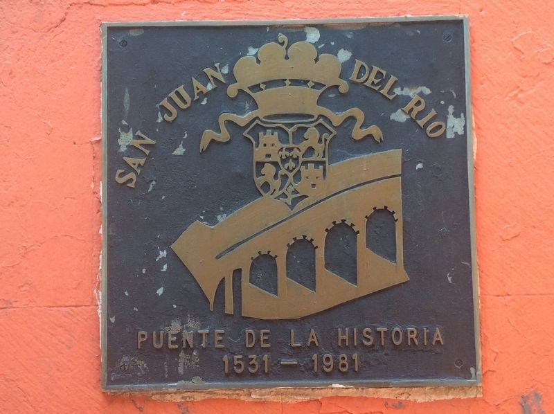 To the Founders of San Juan del Río Marker image. Click for full size.