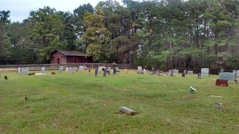 Old Center Church and Cemetery image. Click for full size.