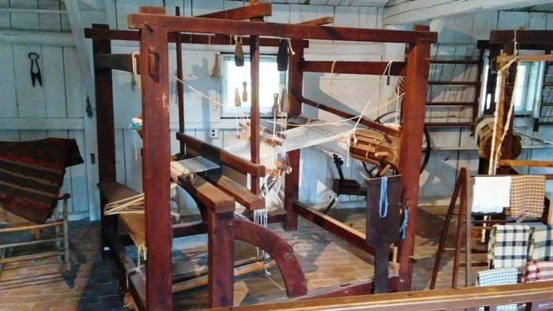 Weaving Shop Loom image. Click for full size.