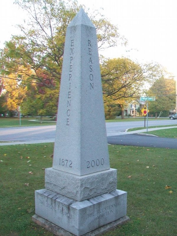 Shelburne United Methodist Church Memorial image. Click for full size.
