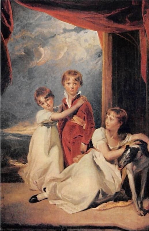 <i>Portrait of the Flunder Children</i> image. Click for full size.