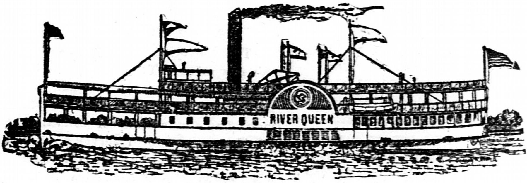 The River Queen image. Click for full size.