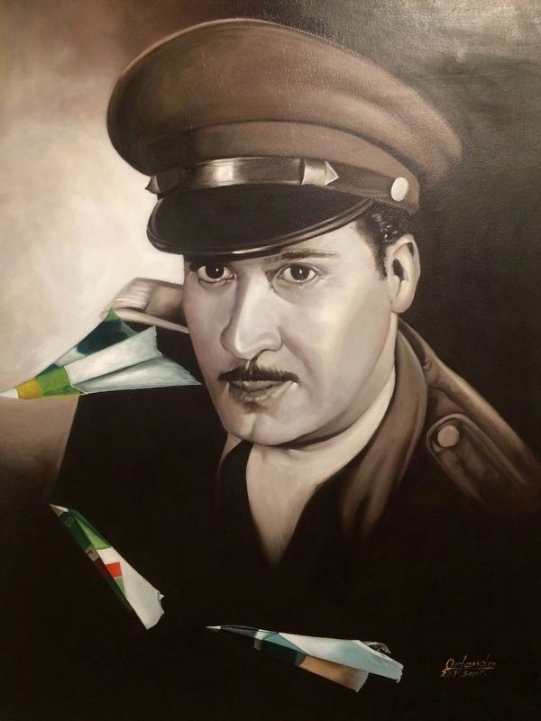 Pedro Infante portrait image. Click for full size.