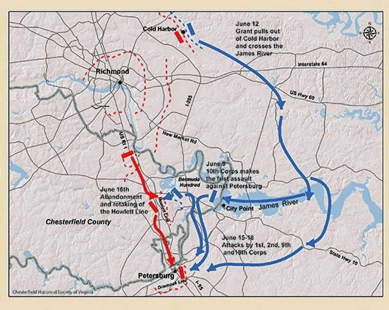 The Siege of Petersburg image. Click for full size.