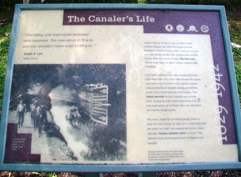 The Canaler's Life Marker image. Click for full size.
