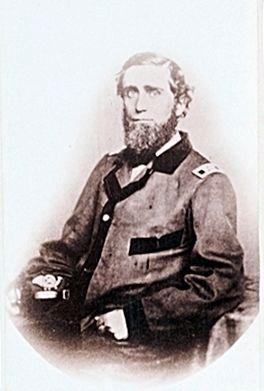 Colonel William Jennings Landram image. Click for full size.