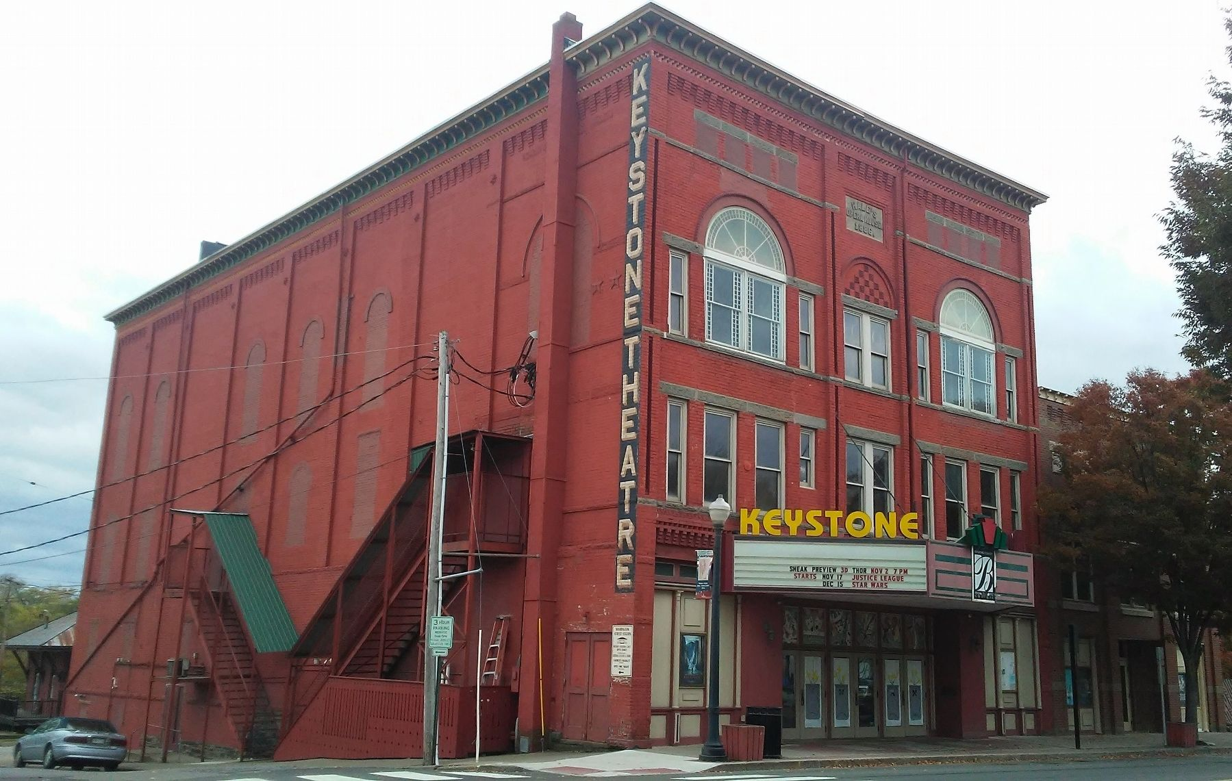 The Keystone Theatre image. Click for full size.