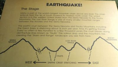 Earthquake! The Stage Marker image. Click for full size.