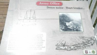 Assay Office Marker image. Click for full size.