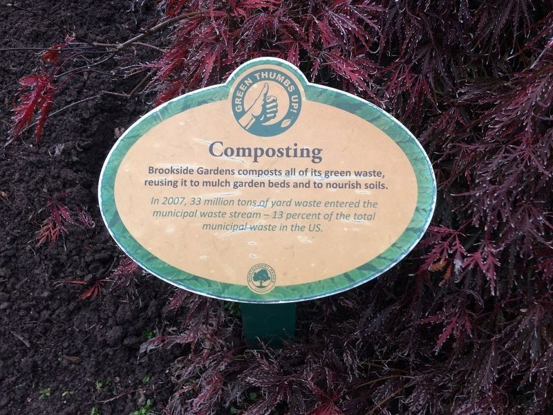 Composting Marker image. Click for full size.