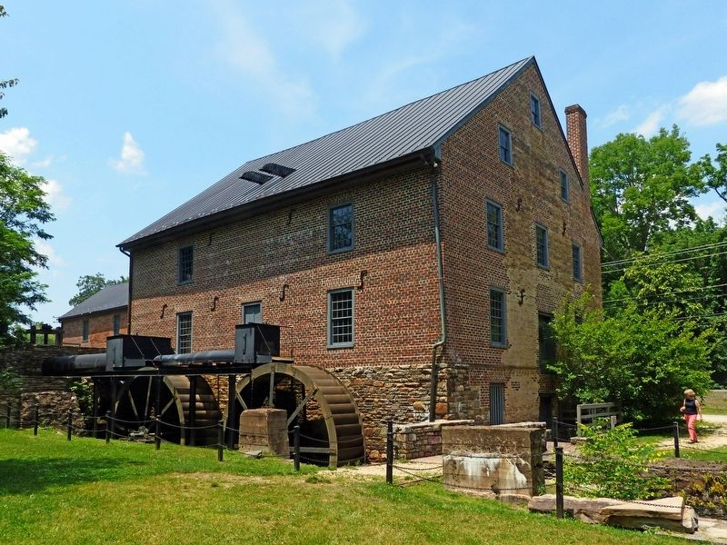 The Aldie Mill image. Click for full size.
