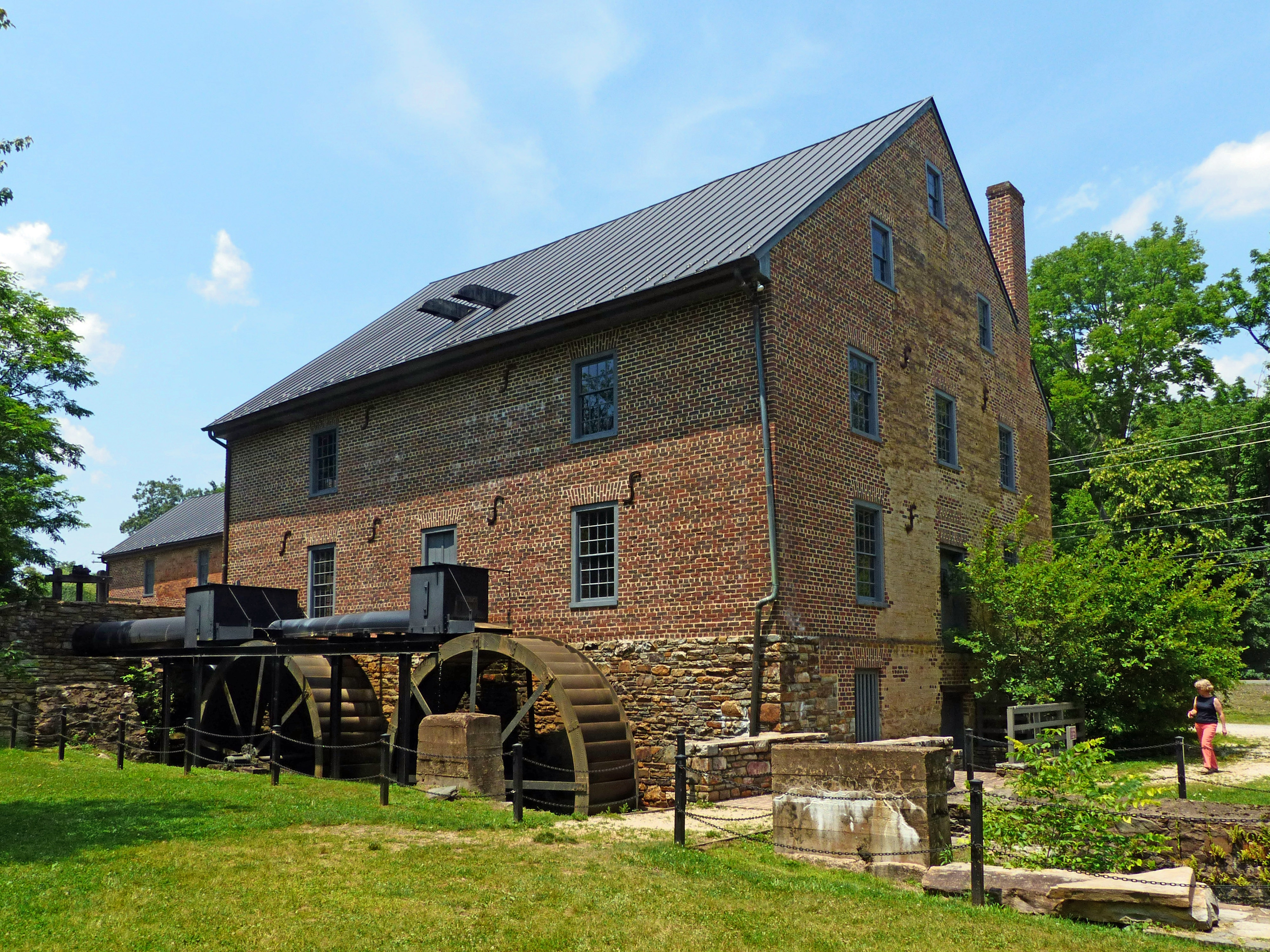 The Aldie Mill