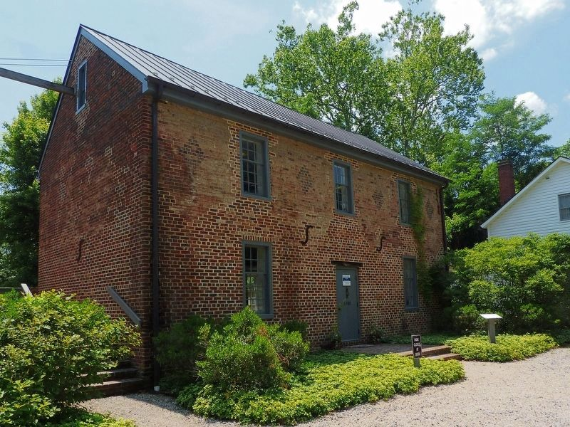 The Granary / Visitor Center at Aldie Mill image. Click for full size.