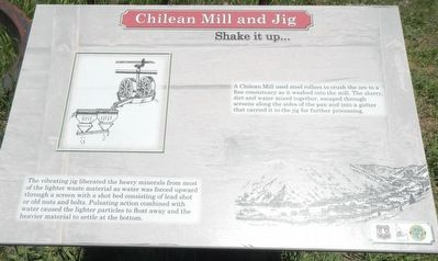 Chilean Mill and Jig Marker image. Click for full size.