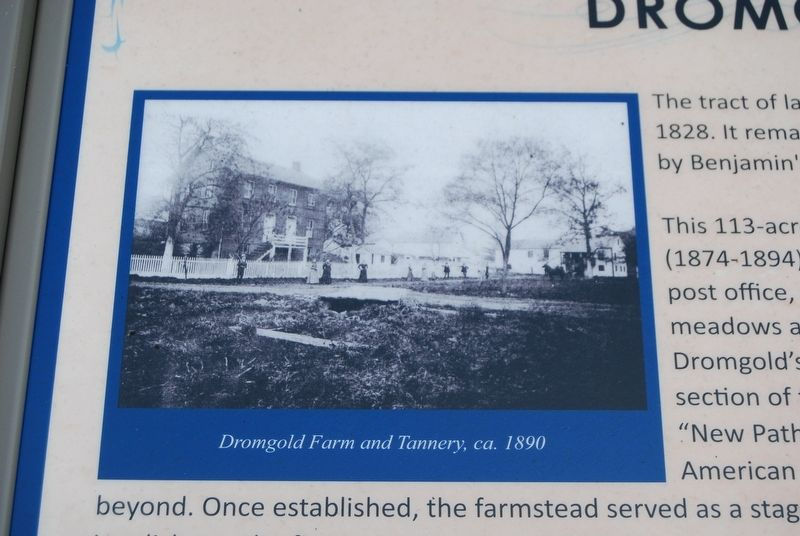 Dromgold Farm Marker image. Click for full size.