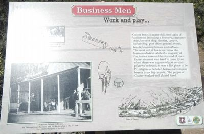 Business Men Marker image. Click for full size.