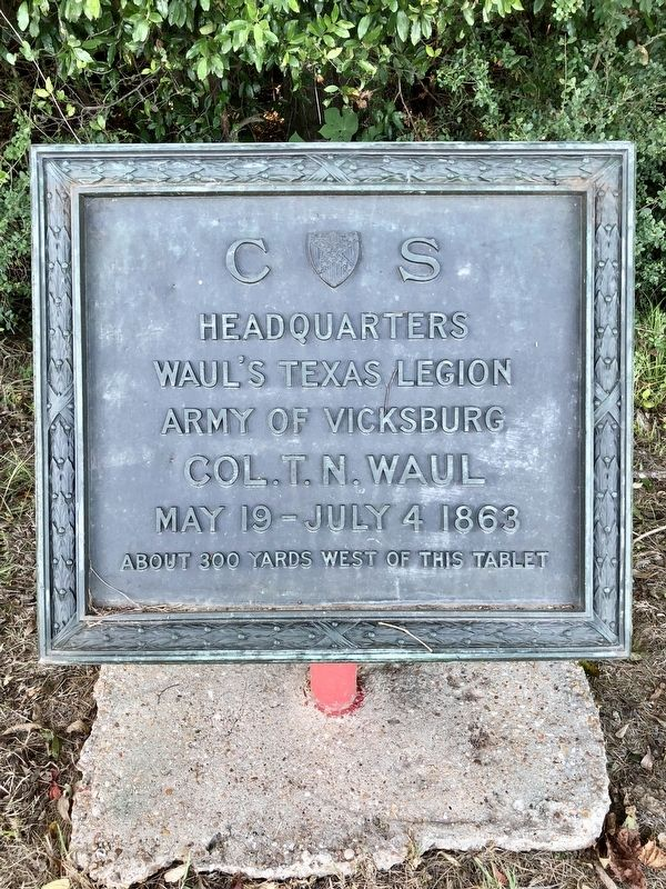 C S Headquarters Marker image. Click for full size.