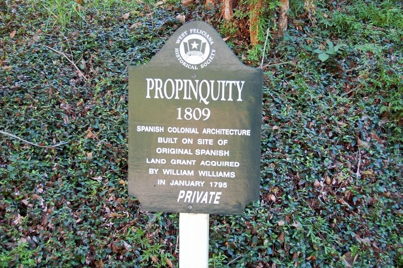 Propinquity Marker image. Click for full size.