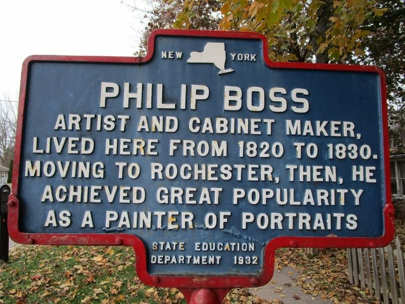 Philip Boss Marker image. Click for full size.