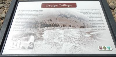Dredge Tailings Marker image. Click for full size.