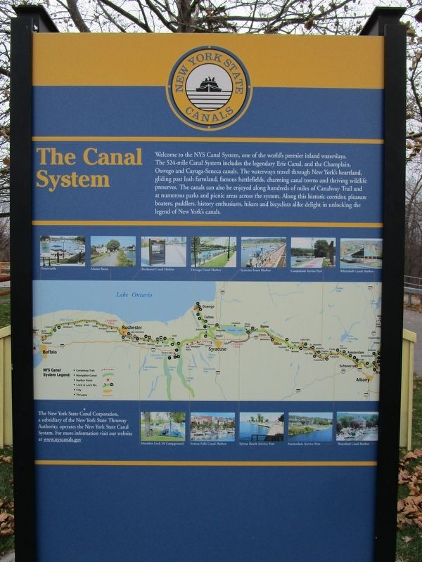 The Canal System image. Click for full size.