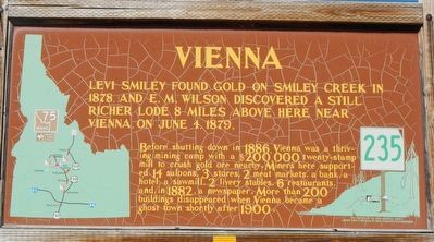 Vienna Marker image. Click for full size.
