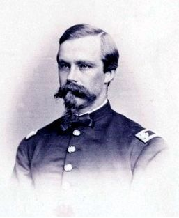 Samuel Nicoll Benjamin, recipient of the Medal of Honor. image. Click for full size.