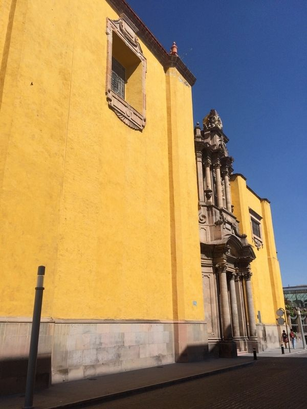The Temple and Ex-convent of Our Lady of Carmen image. Click for full size.