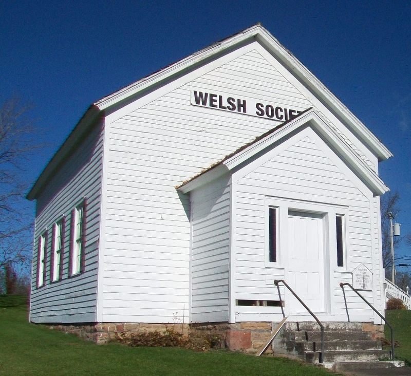 Richville Welsh Congregational Church image. Click for full size.