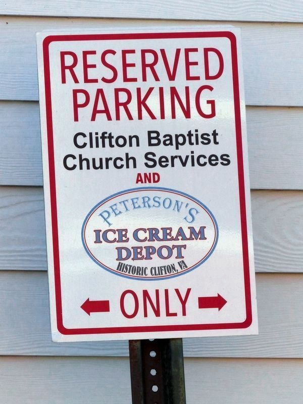 Reserved Parking image. Click for full size.