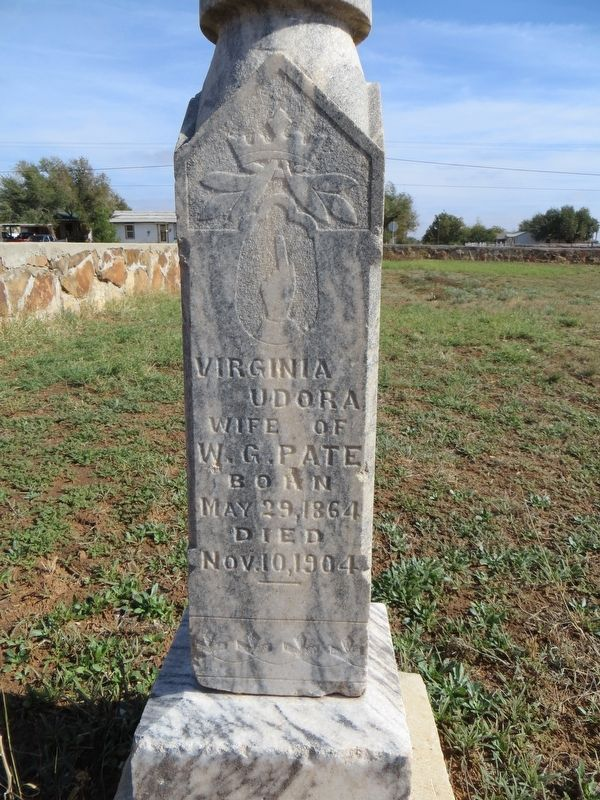 Pioneer Cemetery image. Click for full size.