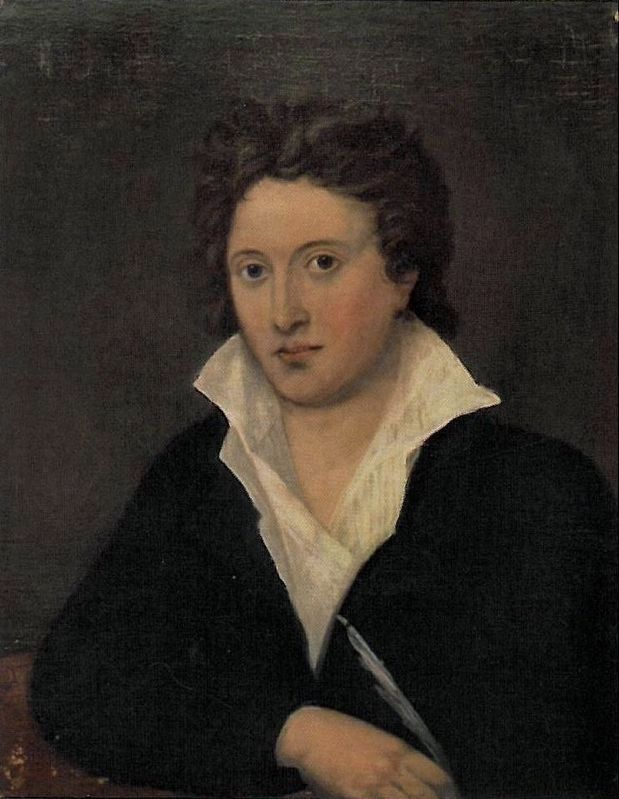 Percy Bysshe Shelley image. Click for full size.