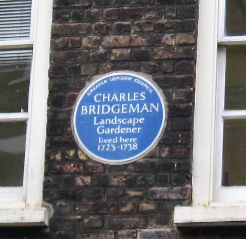 Charles Bridgeman Marker image. Click for full size.
