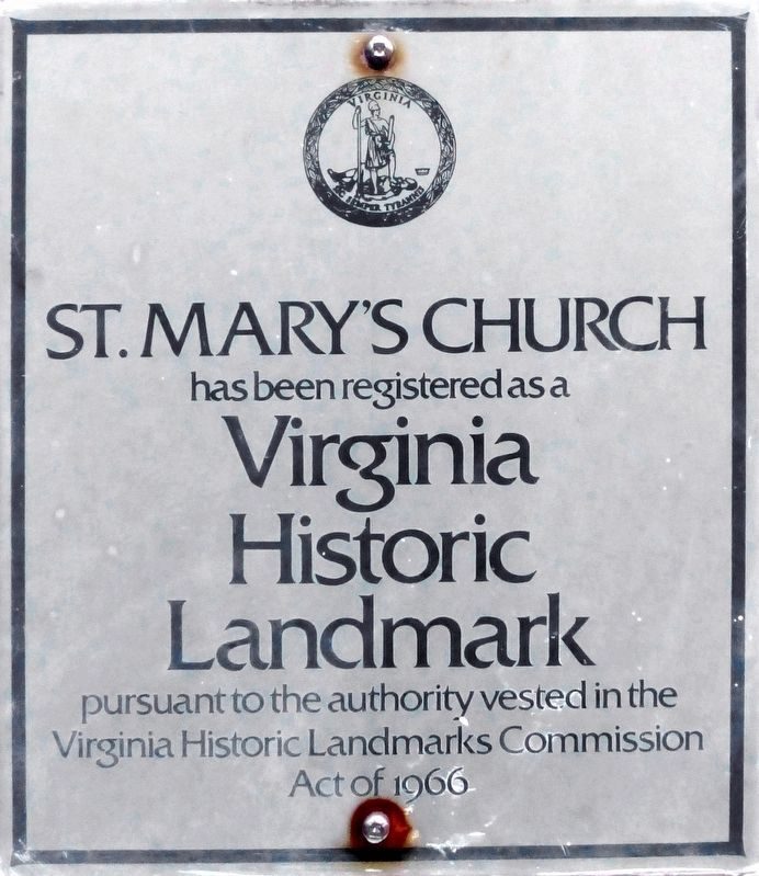 St. Mary's Church image. Click for full size.