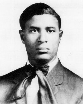 Garrett A. Morgan (1877–1963) image. Click for full size.