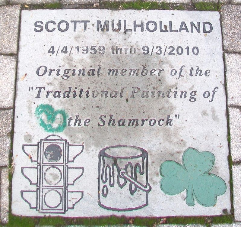 Scott Mulholland Marker image. Click for full size.