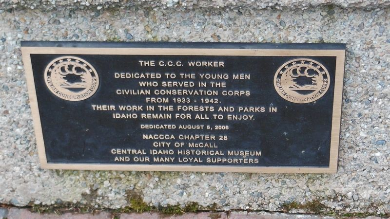 CCC Worker Marker image. Click for full size.
