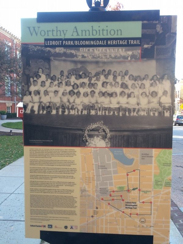 Separate Schools Marker image. Click for full size.