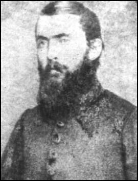 Confederate General Edward Dorr Tracy, Jr. image. Click for full size.