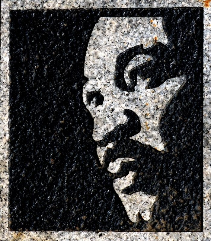 Martin Luther King image. Click for full size.